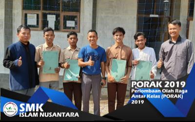 PORAK SMK ISNU 2019